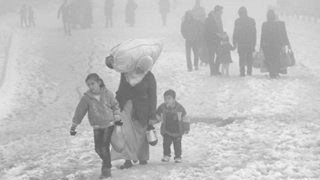 Travma ve Göç